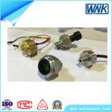 Détecteur miniature intelligent de pression d'acier inoxydable d'IP65 4-20mA/0.5-4.5V/1 -5V/0-5V