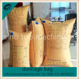 Sac gonflable Kraft Paper Dunnage pour contenants
