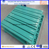 Almacén de almacenamiento personalizado Palet de metal de acero pesado (Ebil-SP)