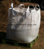 上の完全な開いたPPによって編まれるジャンボ大きい容器袋