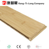 Revestimento de madeira de bambu contínuo com sistema da junção do clique