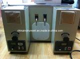 Aparato de la destilación de los productos petrolíferos ASTM D86 de Gd-6536A (unidades dobles)