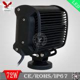 72W indicatore luminoso fuori strada del lavoro del trattore LED (HCB-LCB724)