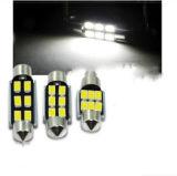 Светильник автомобиля Canbus Erro свободно СИД фестона люменов 31/36/39/42mm C5w 5730 сбывания 12V цены по прейскуранту завода-изготовителя Lightpoint весь высокий