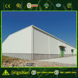 Almacenaje vegetal prefabricado para Kazakhstan