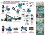 販売のためのシュレッダー機械をリサイクルするXk560によって使用されるタイヤ