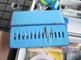El MDF APC del PVC hace la máquina de madera del ranurador a mano del CNC