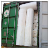 Rolo de espuma branco do PE para o empacotamento