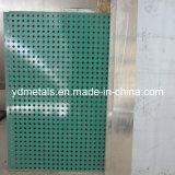 Perforiertes Aluminiumblatt