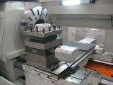 Tubulação do CNC que rosqueia o torno horizontal do CNC da máquina (QK1325)