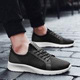Chaussures respirables d'espadrille courante occasionnelle de sport de maille d'été pour les hommes et des femmes