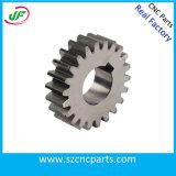 Peças feitas à máquina CNC da precisão girando/trituração/anodização/carimbo/que perfura