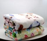 عادة [بلنكت/] غطاء مسيكة/مبلمر يطبع فانل صوف بناء