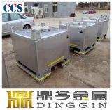 Контейнер металла IBC CCS Ss304