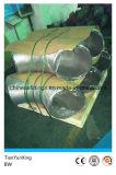 Cotovelo sem emenda do aço inoxidável Ss321 de solda de extremidade de ASME 90deg