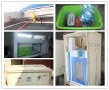 China-zuverlässige Laser-Gravierfräsmaschine