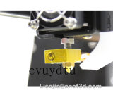 Kit d'impression 3D Ménage Haute Précision Prusa I3 Profilé en aluminium Kit de bricolage au carré Imprimante 3D avec clé USB Carte SD