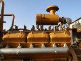groupe électrogène du gaz 200kw naturel