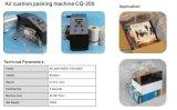 Máquina conveniente del amortiguador de aire para empaquetar