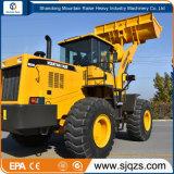 De korte Lader Van uitstekende kwaliteit van het Wiel van China van de Levering Zl50 5ton (956)