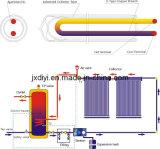 Uの管のソーラーコレクタ(DIYI-U01)