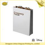 Sacchi di carta dell'oro di alta qualità dell'OEM/sacchetto del regalo/sacchetto di lusso (JHXY-PB168)