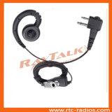Ricevitore telefonico di figura di D con le PPTT in-linea per il walkie-talkie