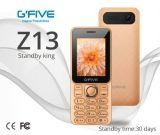 """오래 Gfive Z13 큰 건전지 대역 2.4 """" 특징 전화 증명서를 주는 이중 SIM 세륨 FCC Bis"""
