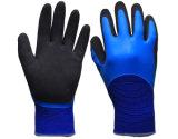 Работа Glove Coated с Sandy Latex (LRS3034)