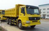 2017 최신 HOWO 6X4 20cbm 무거운 팁 주는 사람 트럭