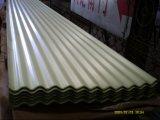 Hoja de metal corrugado Roofing Fabricante