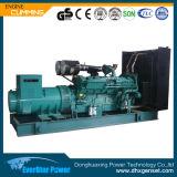 motor 4-Stroke jogo de gerador Diesel elétrico de 25 a 1500 kVA