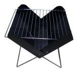 Mini BBQ de acampamento da forma de X (CL2C-AN42)