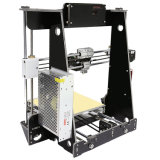 De draagbare Lichtgewicht 3D Uitrusting van de Printer met Stabiele Druk