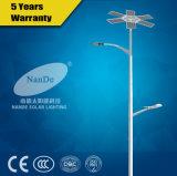 최신 판매 30W 50W 70W 90W 140W IP65 LED 태양 가로등