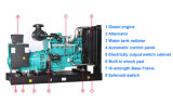 двигатель 4-Stroke комплект генератора от 25 до 1500 kVA электрический тепловозный