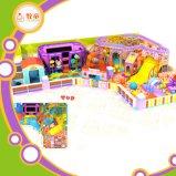 Equipamento interno do campo de jogos do estilo atrativo da casa do jogo para crianças