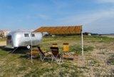 """90.6 da """" encerados de acampamento de alumínio ajustáveis polegada de comprimento/fechamento Pólo da barraca"""
