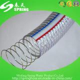 Mangueira flexível do PVC para a água e a irrigação