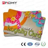China färbte RFID kontaktlose Chipkarten