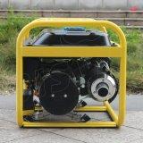 熱い販売のためのバイソン((e) 2.5kw 2.5kVA Electirc中国) BS3000uの開始の無声携帯用ガソリン電気発電機