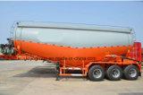 Китая 3 Axles 45m3 навальный цемента бака трейлер Semi для сбывания