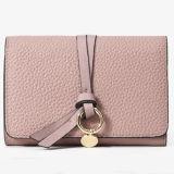 Bolsa de couro da mão das senhoras da carteira do curso das mulheres dos malotes pequenos populares para Al327 por atacado