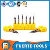 4 Flöten Werkzeugmaschinen-Schaftfräser für Metallschneiden