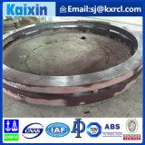Anillo de acero forjado resistente al carbón
