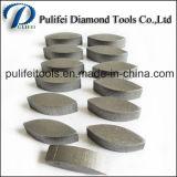Het Malen van de Diamant van de Werktuigmachines van Grinidng van de vloer Segment voor Beton