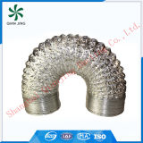 10 pollici di condotto flessibile di alluminio