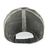 Gorra de béisbol bordada 3D adulta de la tela cruzada del algodón de la manera (YKY3439)