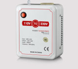 3000W 110V-220V voor het de Invoer Chinees-Gemaakte Gebruik van Huishoudapparaten de Volledige Convertor die van het Voltage van het Koper wordt ontworpen