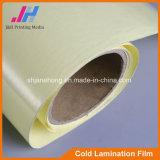 Лоснистая пленка слоения PVC холодная